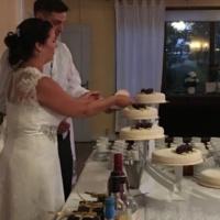 Nypongården-Bröllopstårtan